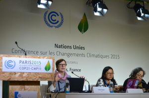 "And yet another! ""Women at the front line of climate change take action for system change"""